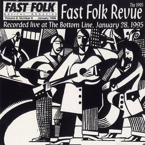 Vol. 8-Fast Folk Musical Magazine (6) 1995 Fas