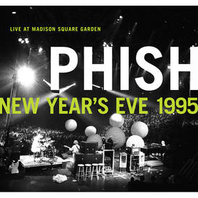 New Year's Eve 1995 Live at Madison Square Garden