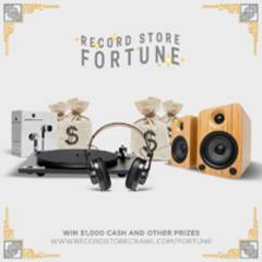 Record Store Fortune 'Golden Ticket' Sweeps on RSD!