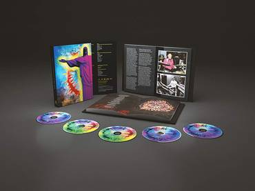 Afraid Of Sunlight: Deluxe Edition [4CD/Blu-ray]