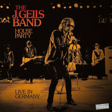 House Party Live In Germany [Limited Edition Orange 2LP]
