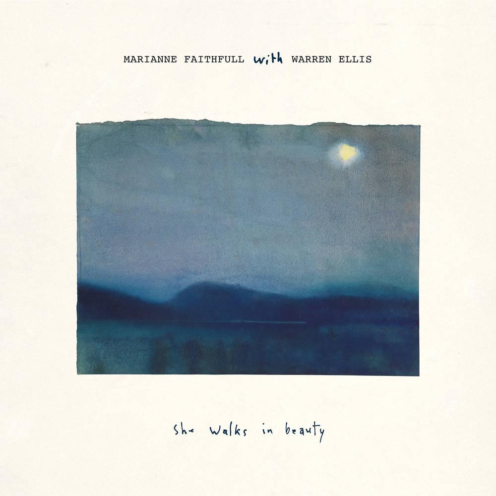 Marianne Faithfull with Warren Ellis - She Walks in Beauty