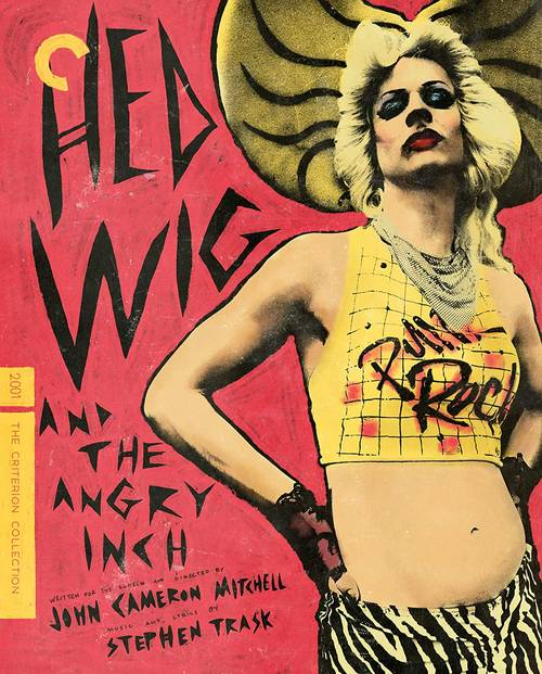 Criterion Collection: Hedwig & The Angry Inch