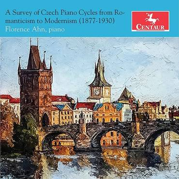 Survey Of Czech Piano Cycles / Various