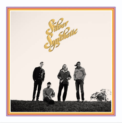 Silver Synthetic - Silver Synthetic [Indie Exclusive Limited Edition Sunrise Swirl LP]