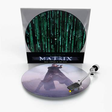 The Matrix (Original Motion Picture Soundtrack) [Picture Disc LP]