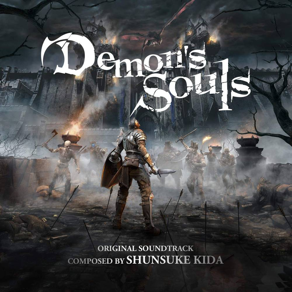 Shunsuke Kida - Demon's Souls (Original Soundtrack)