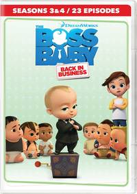 The Boss Baby [Movie] - The Boss Baby: Back in Business - Seasons 3 & 4