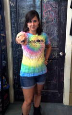 Central Square Records - CSR PASTEL TIE DYE SHIRT
