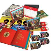 Sgt. Pepper's Lonely Hearts Club Band: Anniversary Edition [Super Deluxe Edition Box Set]