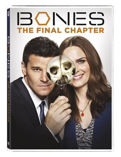 Bones [TV Series] - Bones: The Complete Eleventh Season [The Final Chapter]
