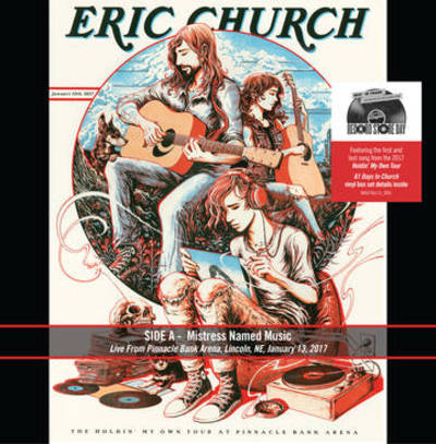 Eric Church - Mistress Named Music