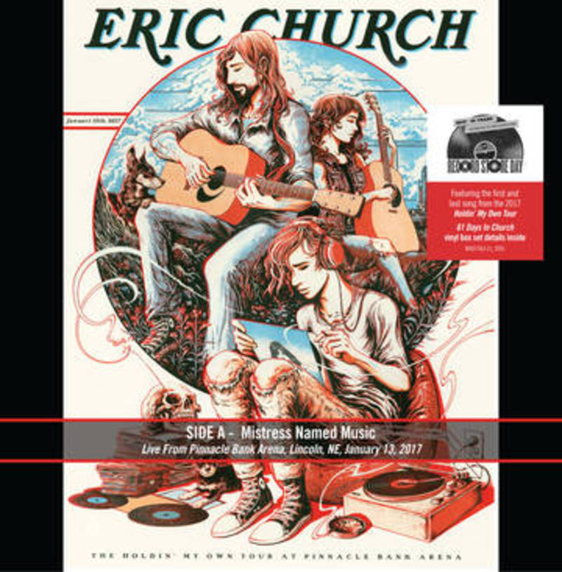 Eric Church Mistress Named Music
