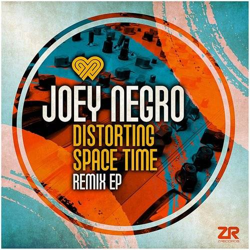 Distorting Space Time (Remix EP)