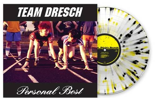 Personal Best [Indie Exclusive Limited Edition Transparent LP with Black and Yellow Splatter]