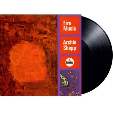 Fire Music [LP]