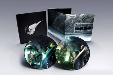 Final Fantasy VII Remake & Final Fantasy VII [Limited Edition Picture Disc 2LP Soundtrack]