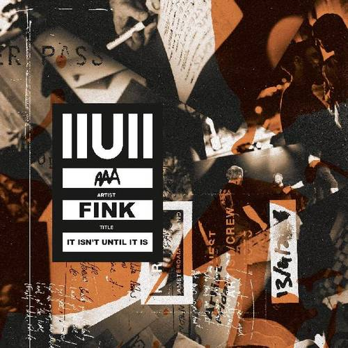 Fink - IIUII [Indie Exclusive Limited Edition Bronze 2LP]