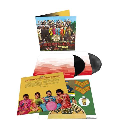 Sgt. Pepper's Lonely Hearts Club Band: Anniversary Edition [2LP]