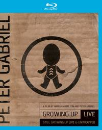 Peter Gabriel - Growing Up Live & Unwrapped + Still Growing Up Live