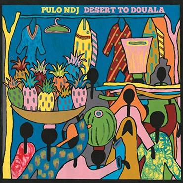 From Desert To Douala [LP]
