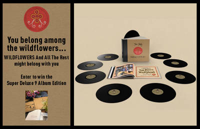 ENTER TO WIN A TOM PETTY SUPER DELUXE BOX SET