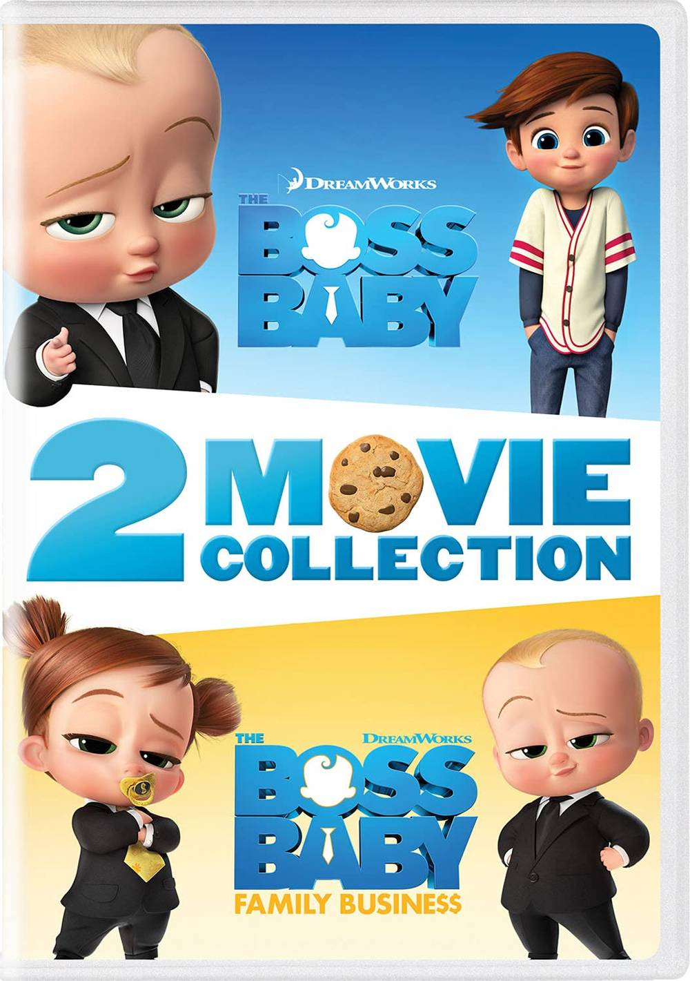 The Boss Baby [Movie] - The Boss Baby 2-Movie Collection