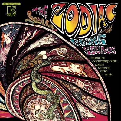 The Zodiac - Cosmic Sounds [Glow In The Dark LP, Summer Of Love Exclusive]