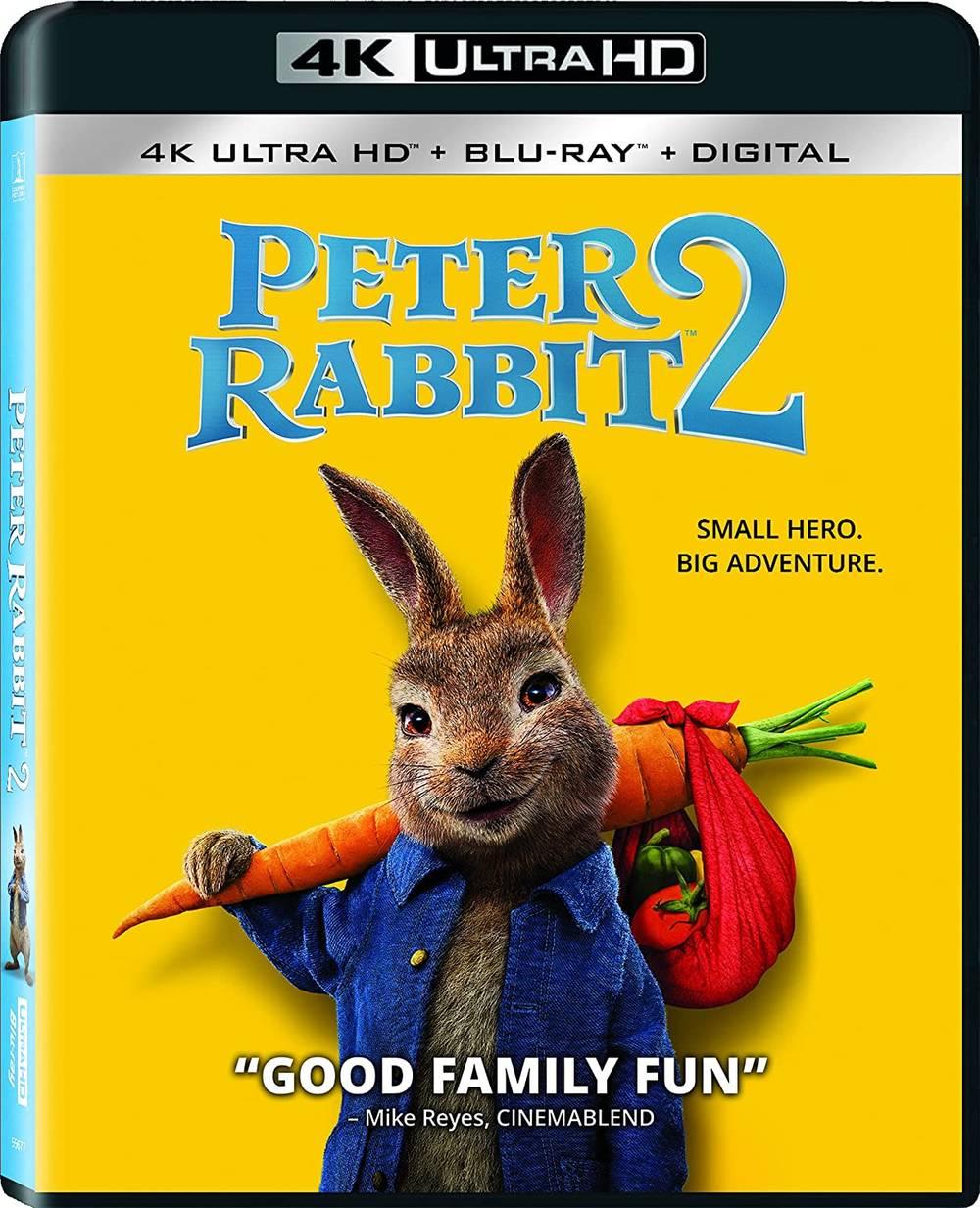 Peter Rabbit [Movie] - Peter Rabbit 2 [4K]