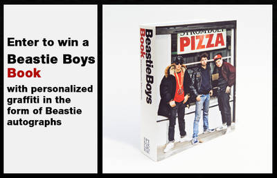 ENTER TO WIN AN AUTOGRAPHED BEASTIE BOYS BOOK