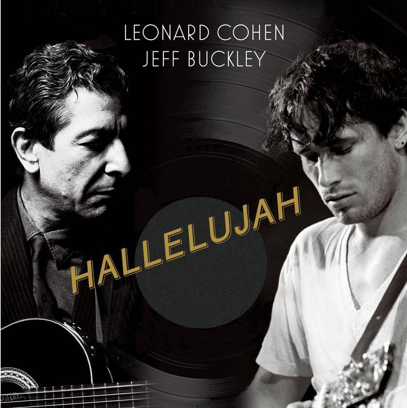 Leonard Cohen Jeff Buckley Hallelujah