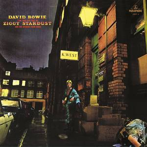 The Rise and Fall Of Ziggy Stardust And The Spiders From Mars [180 Gram Vinyl]