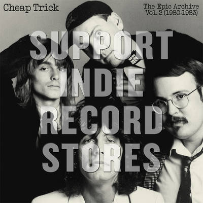 Cheap Trick - The Epic Archive Vol. 2 (1980-1983)