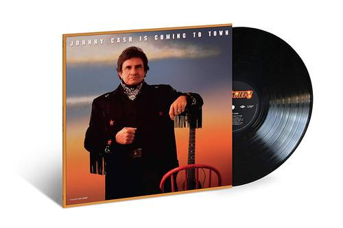 Johnny Cash Is Coming To Town [LP]