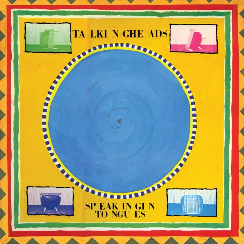 Talking Heads - Speaking In Tongues [SYEOR 2021 Sky Blue LP]