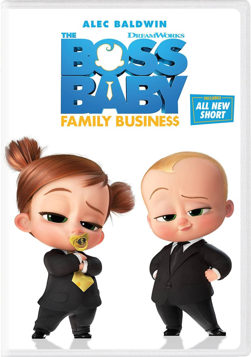 The Boss Baby [Movie] - The Boss Baby: Family Business