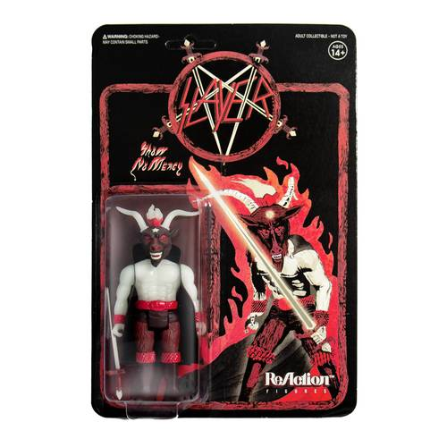 Slayer - Slayer ReAction Figure - Minotaur (Glow in the Dark)