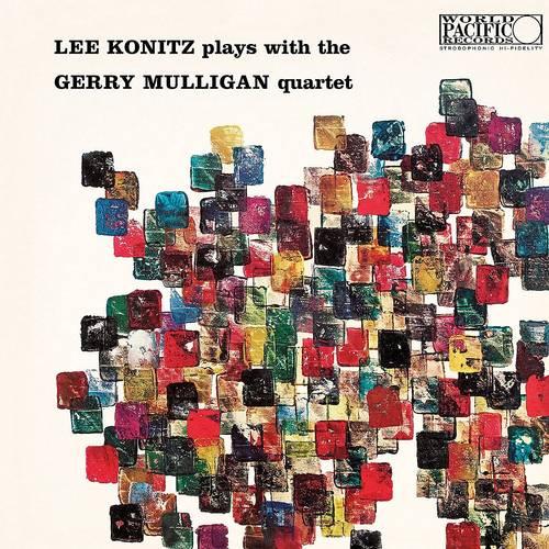 Konitz, Lee / Mulligan, Gerry - Lee Konitz Plays With The Gerry Mulligan Quartet [Blue Note Tone Poet Series LP]