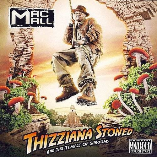 Thizziana Stoned & The Temple Of Shrooms