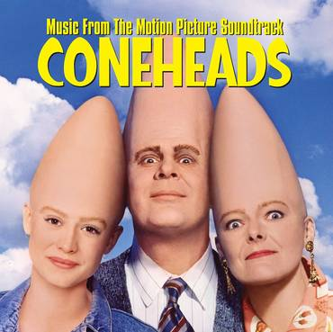Coneheads (Music From The Motion Picture Soundtrack) [LP]