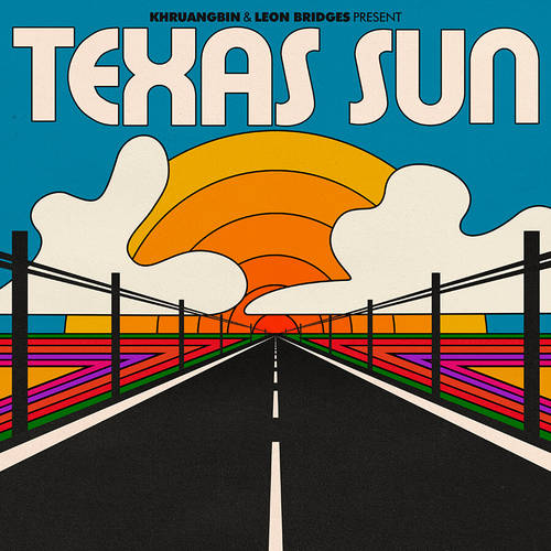 Texas Sun EP [Indie Exclusive Limited Edition Translucent Orange Vinyl]