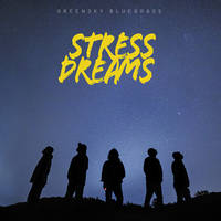 Greensky Bluegrass - Stress Dreams [Indie Exclusive Limited Edition Smokey Clear 2LP]