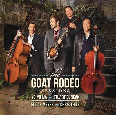 Yo-Yo Ma, Stuart Duncan, Edgar Meyer, Chris Thile - Goat Rodeo Sessions [Vinyl]