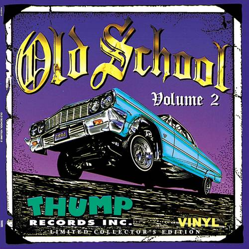 Old School Vol.2 [Limited Edition LP]
