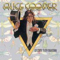 Alice Cooper - Welcome To My Nightmare [Clear LP]