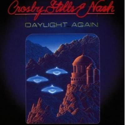 Crosby, Stills, & Nash - Daylight Again