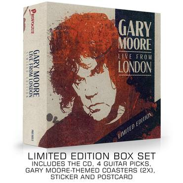 Live From London [Limited Edition Deluxe Box Set]