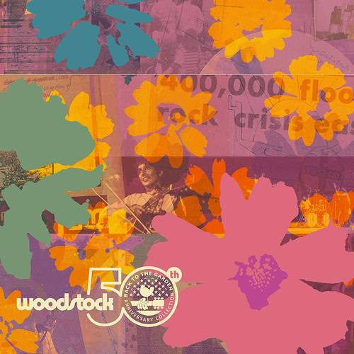 Woodstock - Back To The Garden - 50th Anniversary Collection [5LP]
