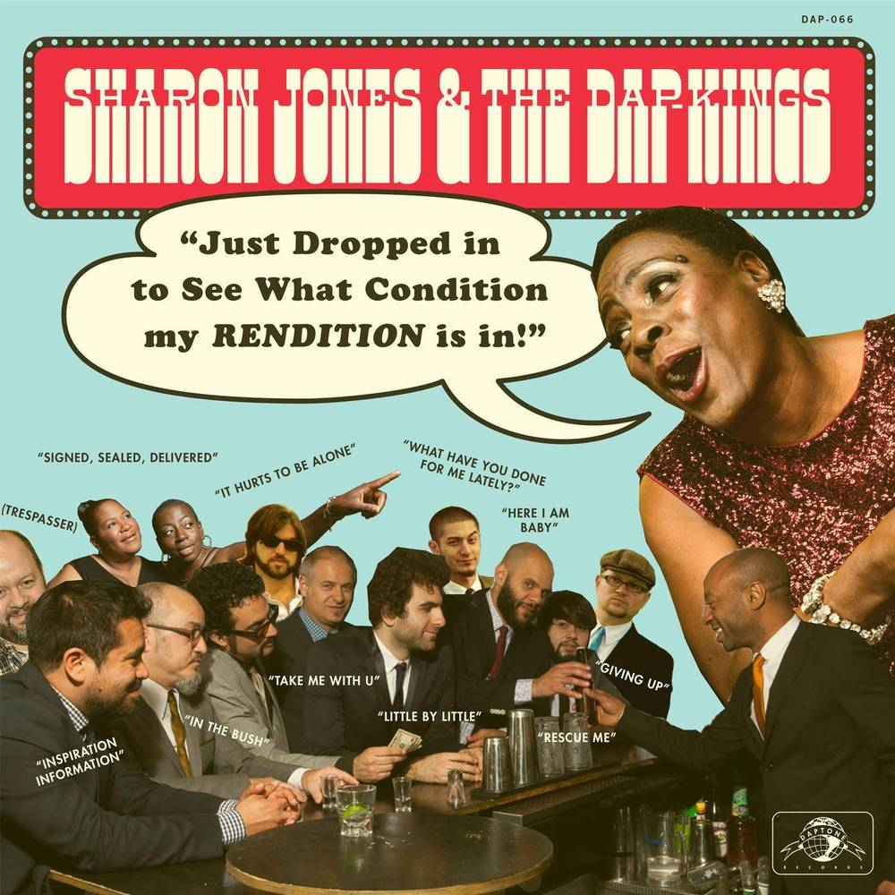 Sharon Jones & The Dap-Kings - Just Dropped In (To See What Condition My Rendition Was In) [LP]