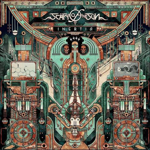 Scar Of The Sun - Inertia [LP]